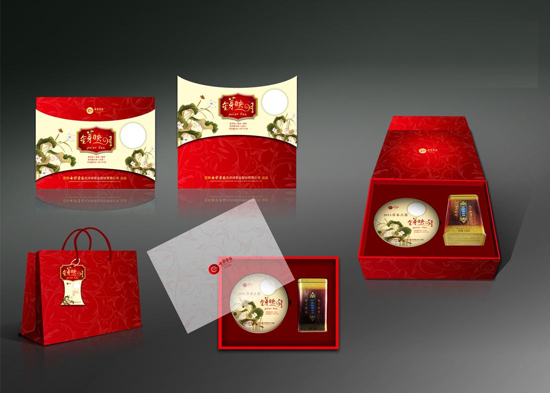 散茶包装盒生产