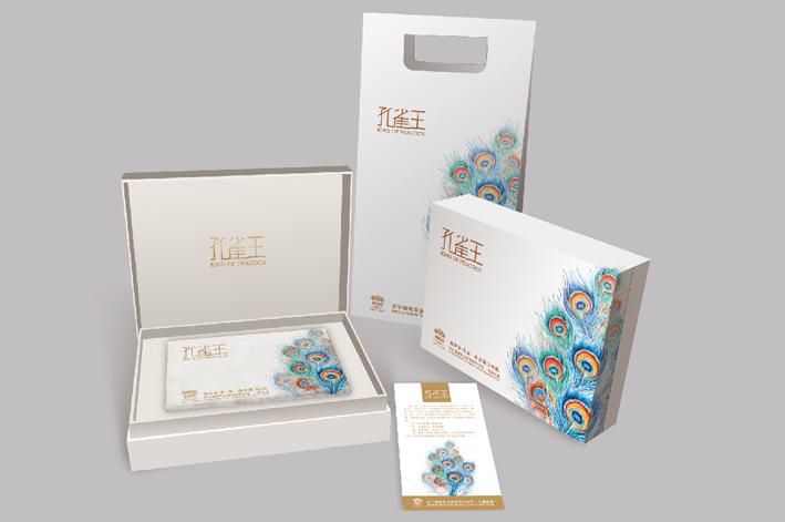 孔雀王礼盒