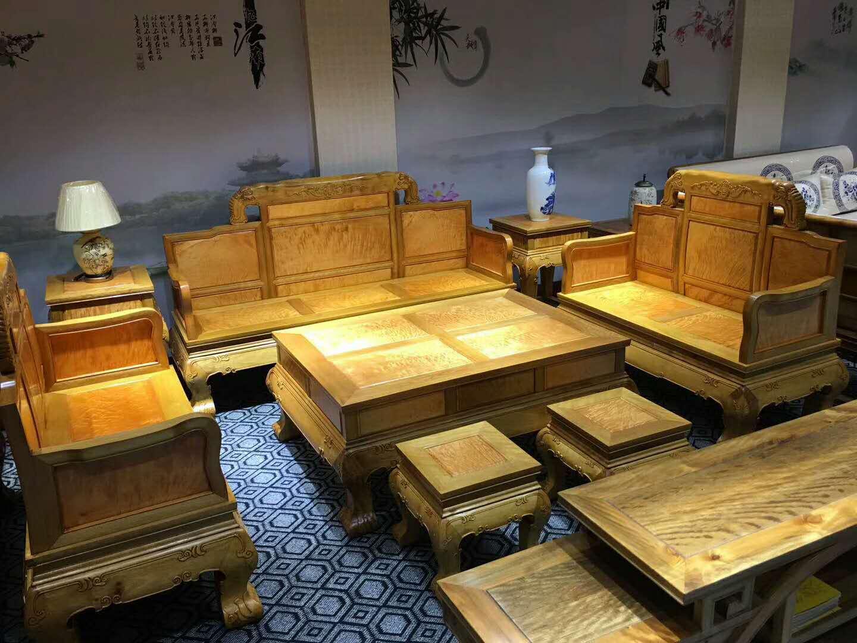 实木桌椅维修2