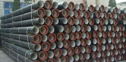 浅谈云南球墨铸铁管具有哪些特性