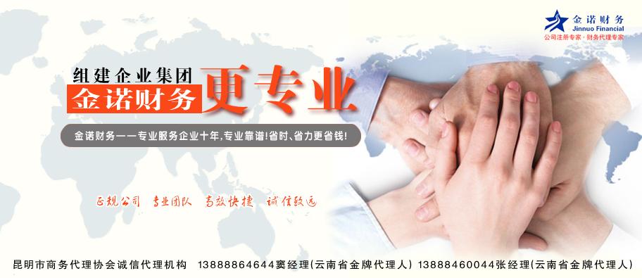 云南分公司注册