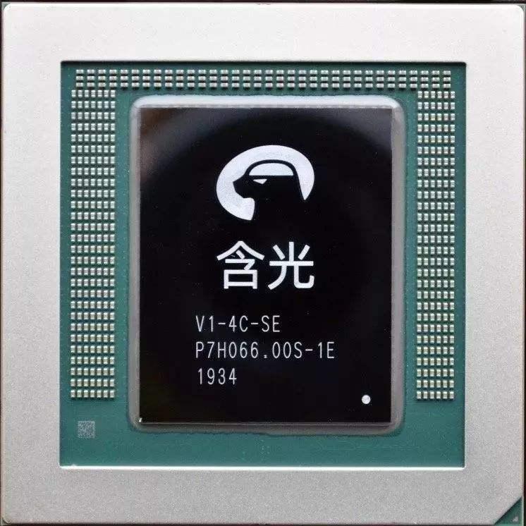 阿里第一颗芯片打破性能记录