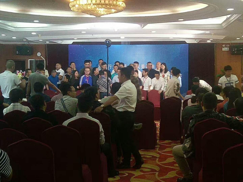 云南省第一届公务员考试经验分享会--昆明建特拓展会务项目