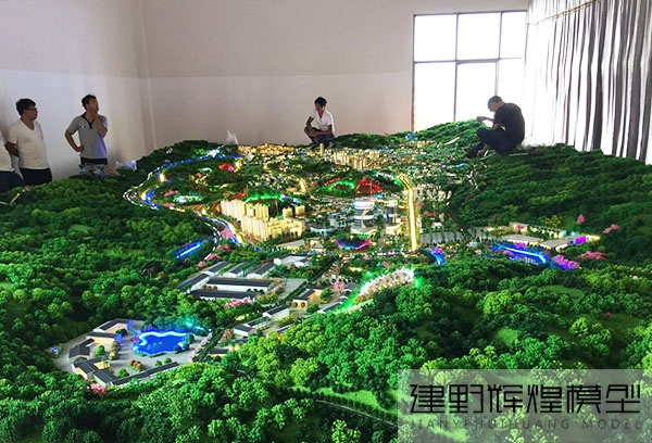 云南交通沙盘模型公司