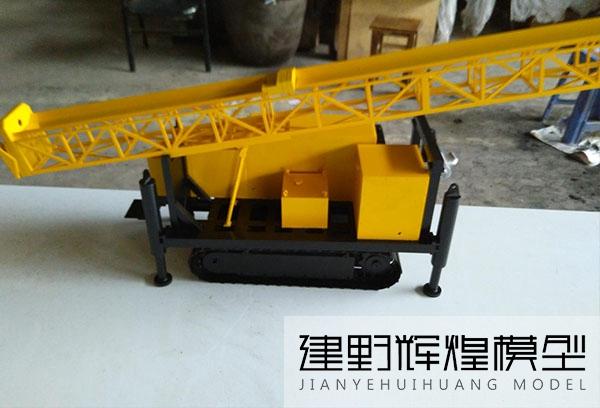 机械设备展示模型