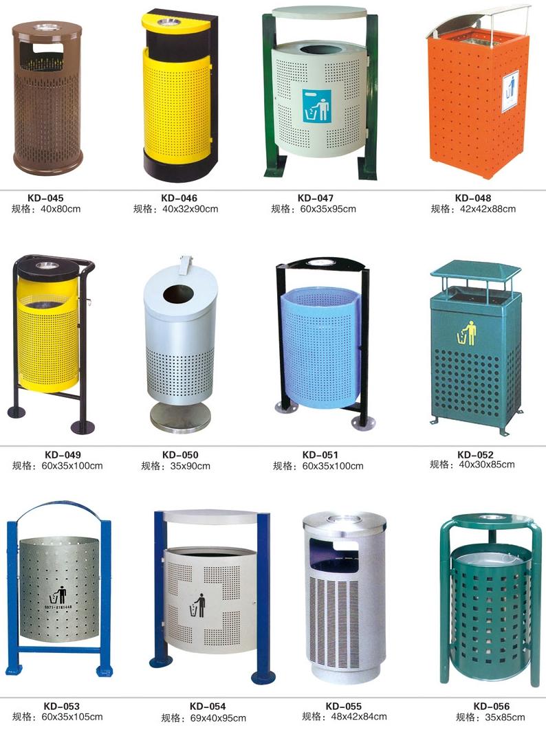 昆明垃圾桶厂家