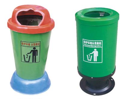 玻璃钢桶系列-昆明垃圾桶厂家