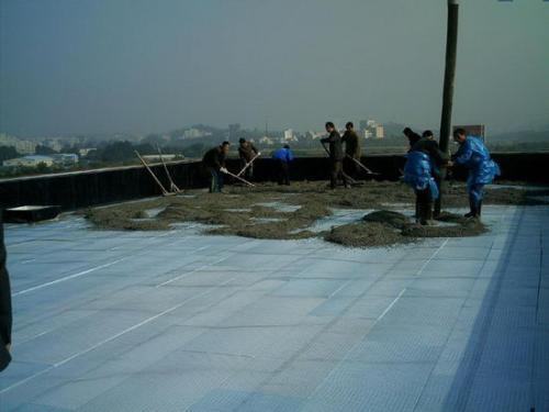 保温砂浆工程案例