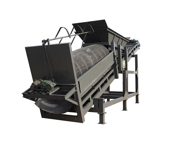 滚筒式洗矿机