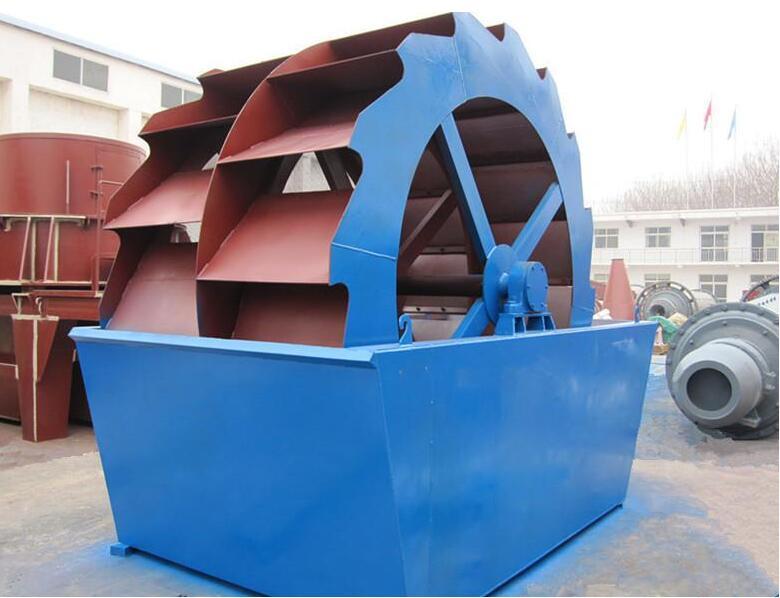 【昆明轮式洗砂机】轮式洗砂机有什么优势