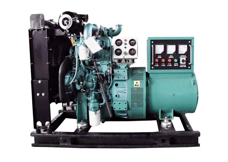24kw小型玉柴发电机