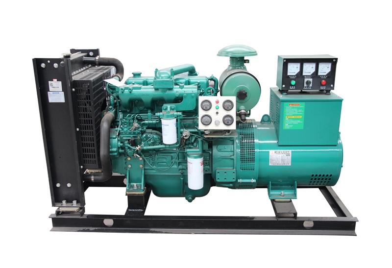 30kw自动化玉柴发电机