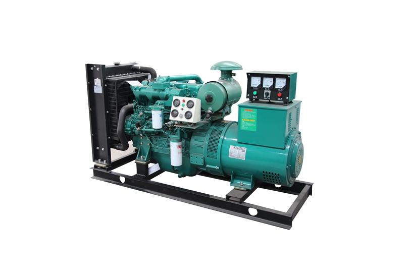 75kw移动式玉柴柴油发电机