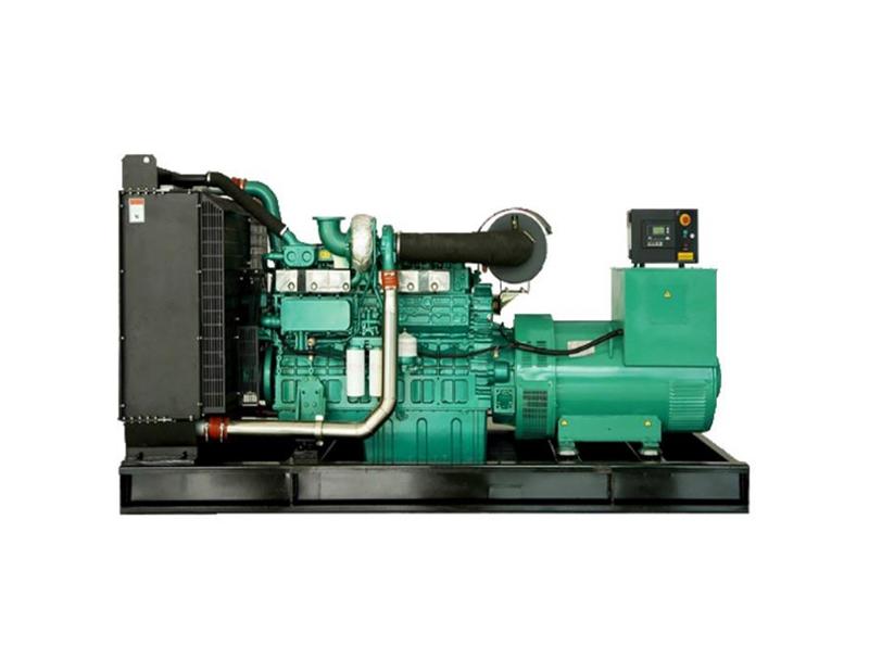 昆明500KW玉柴发电机组