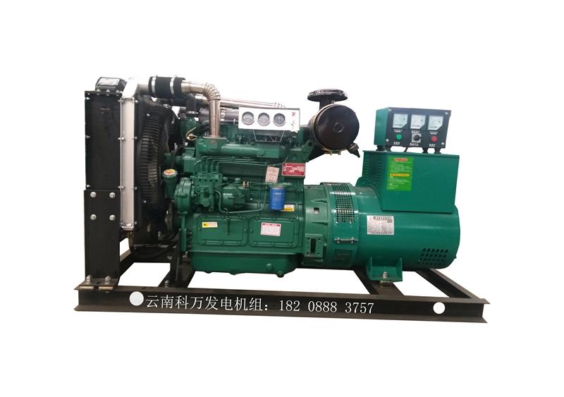 潍柴50kw柴油发电机