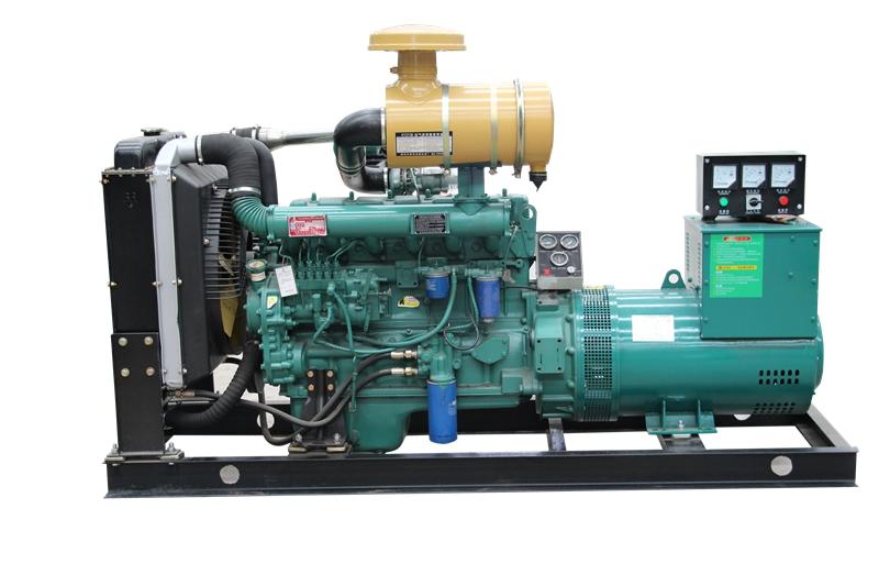 潍坊120kw自动化柴油发电机