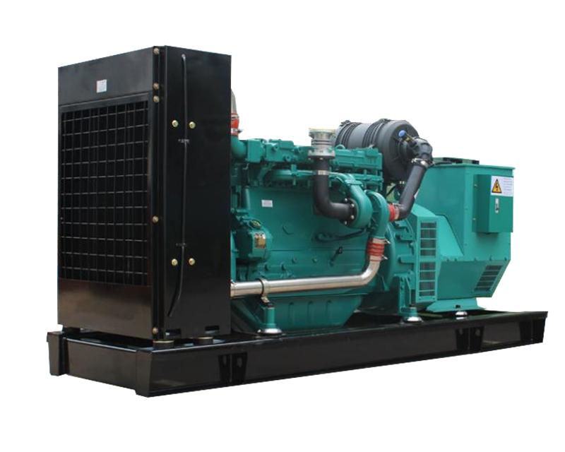 潍柴160kw大功率发电机组