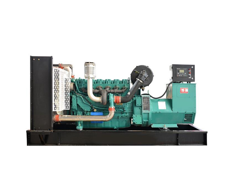 350kw潍柴自动化发电机组