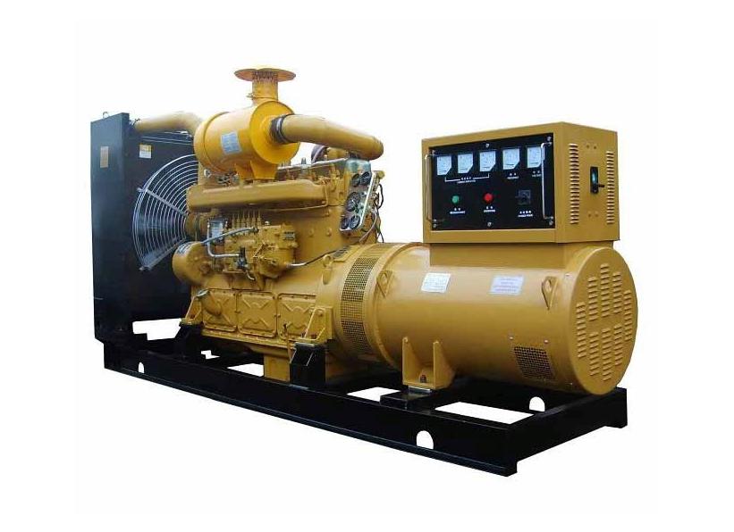700kw上柴柴油发电机