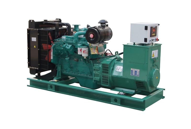 150KW移动式康明斯发电机