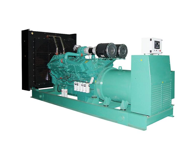 1000KW大功率康明斯柴油发电机组