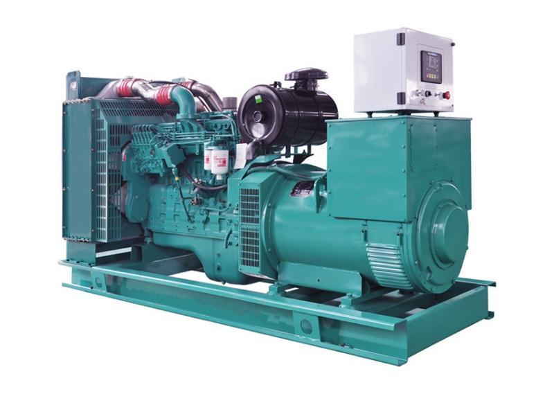 300KW大功率康明斯发电机组