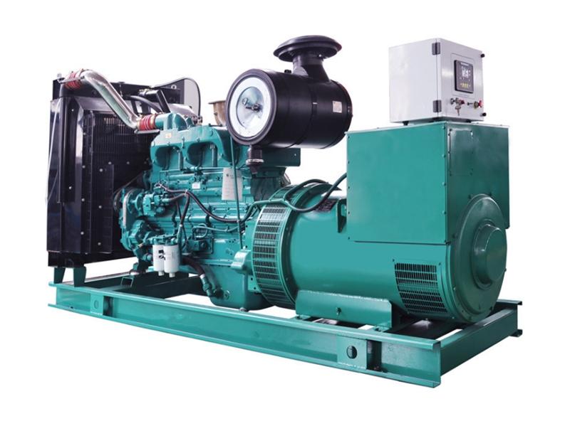 100KW自动化康明斯柴油发电机组