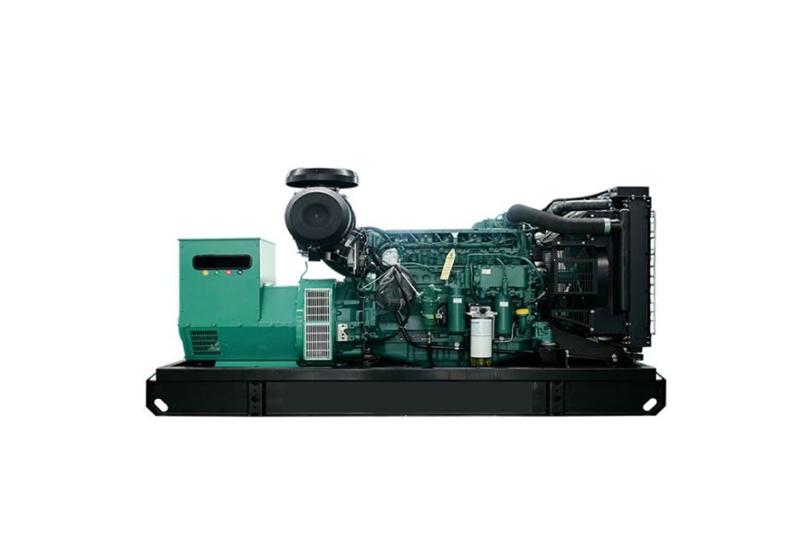 120KW自动化沃尔沃发电机组
