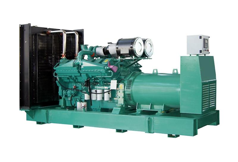 云南400kw大功率康明斯柴油发电机