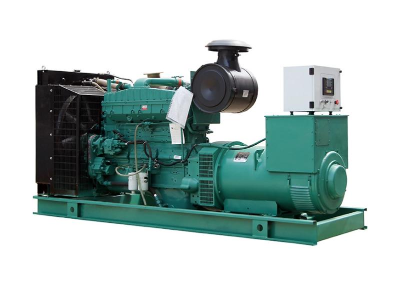 450KW移动式康明斯发电机组