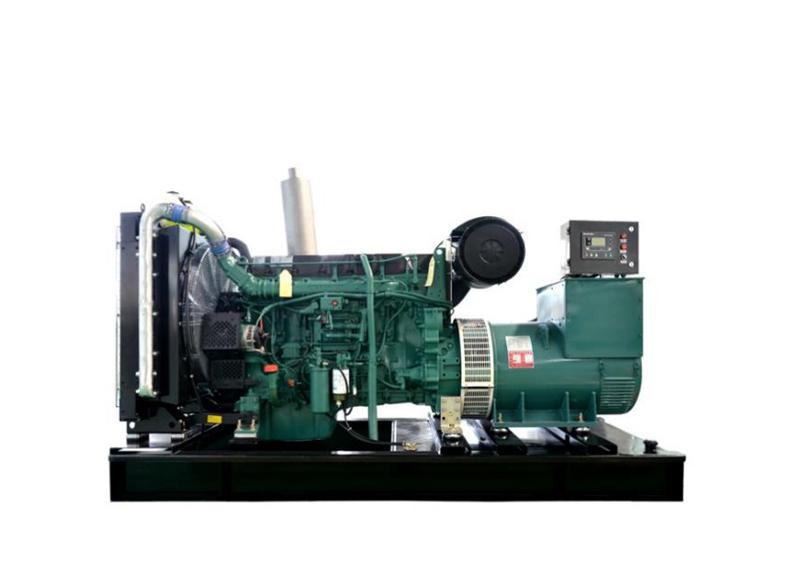 300kw大功率沃尔沃发电机组