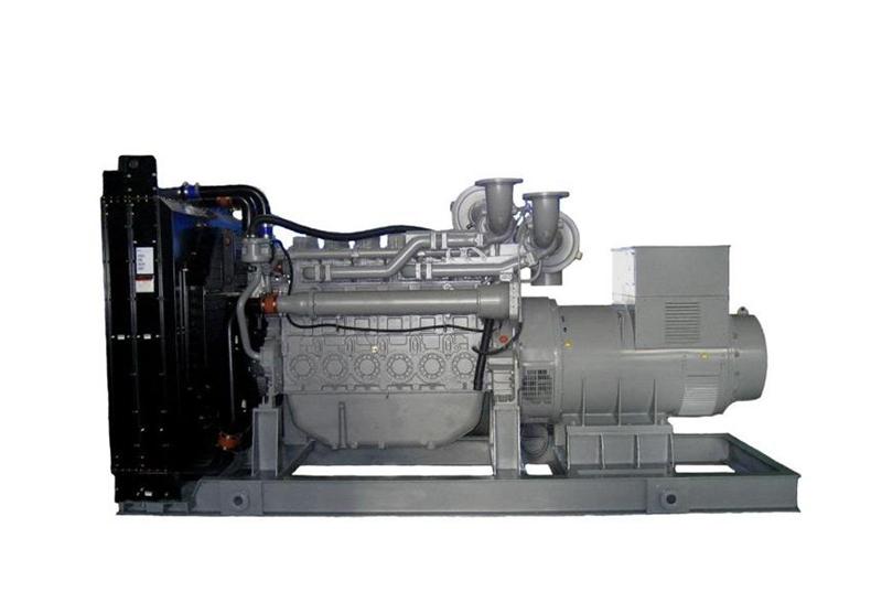 珀金斯移动式柴油发电机组