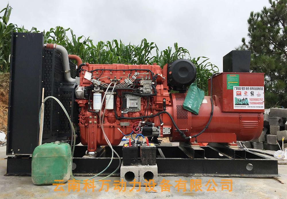 农业备用发电机组
