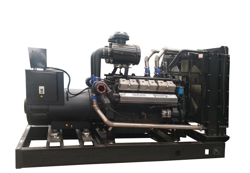500KW自动化康沃发电机组