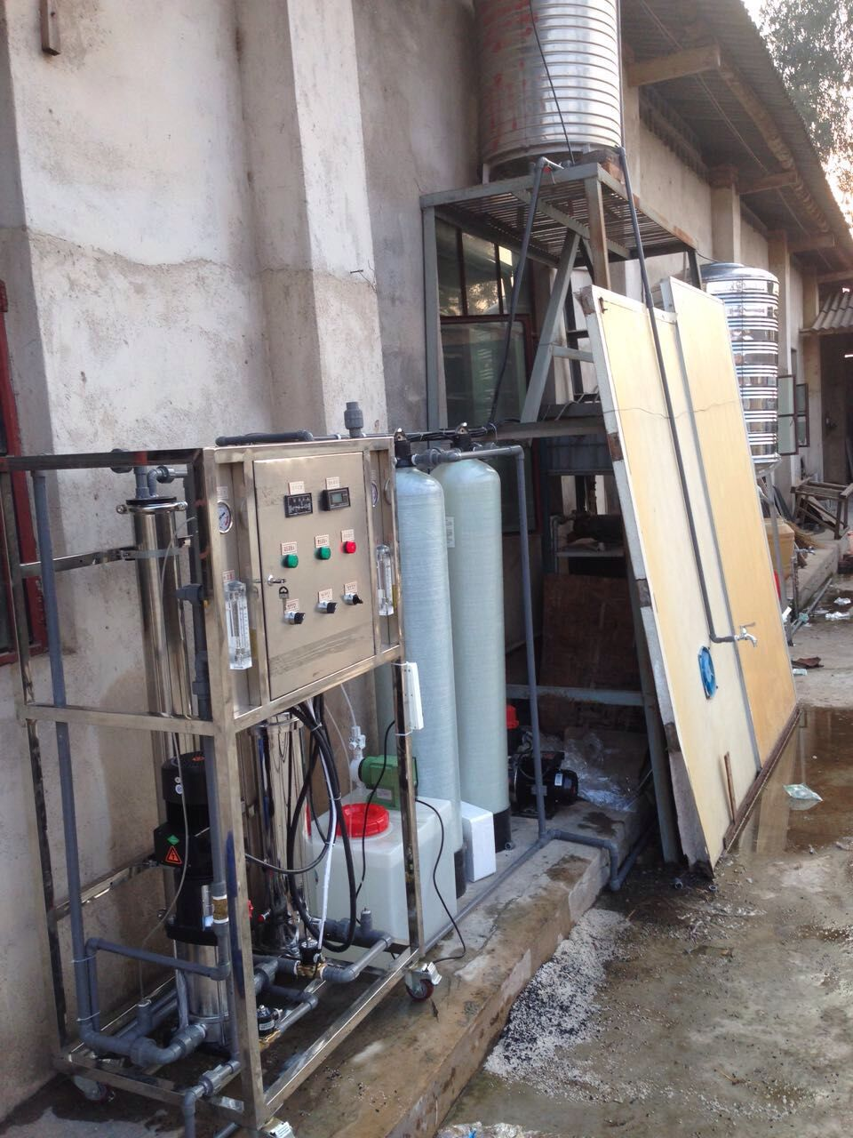 云南养殖净水处理设备