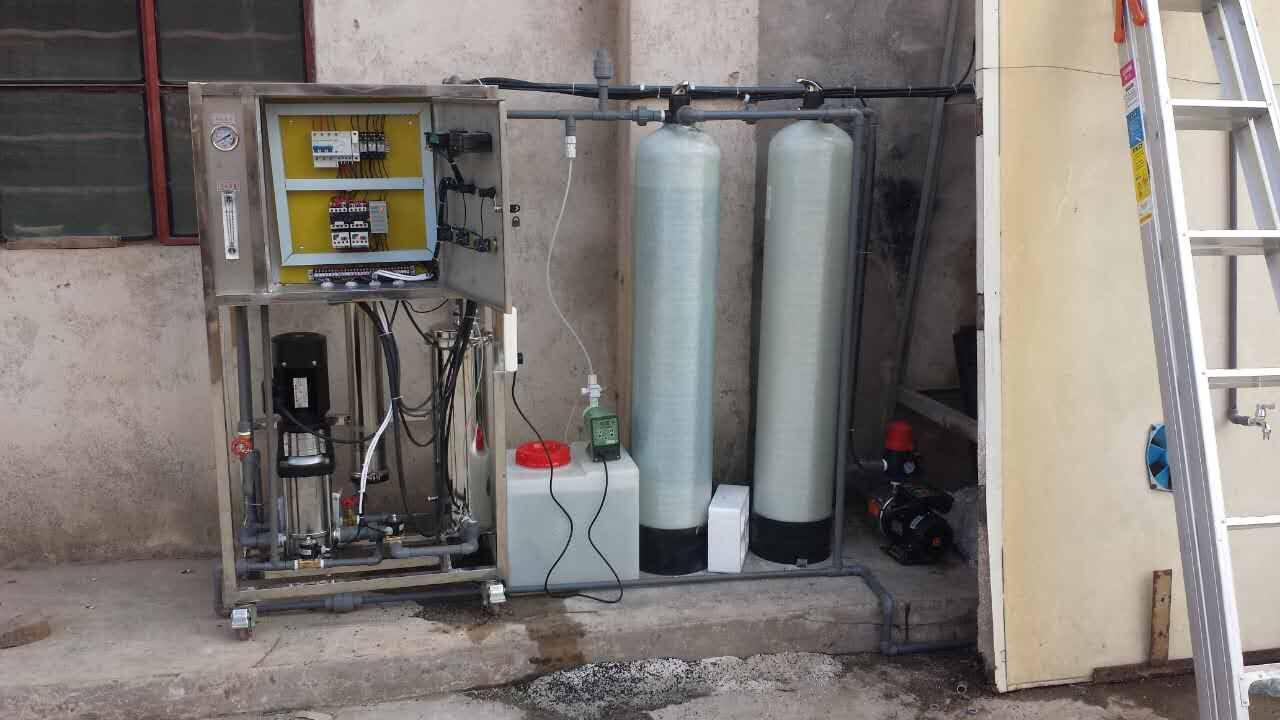 石林养殖厂净水处理设备