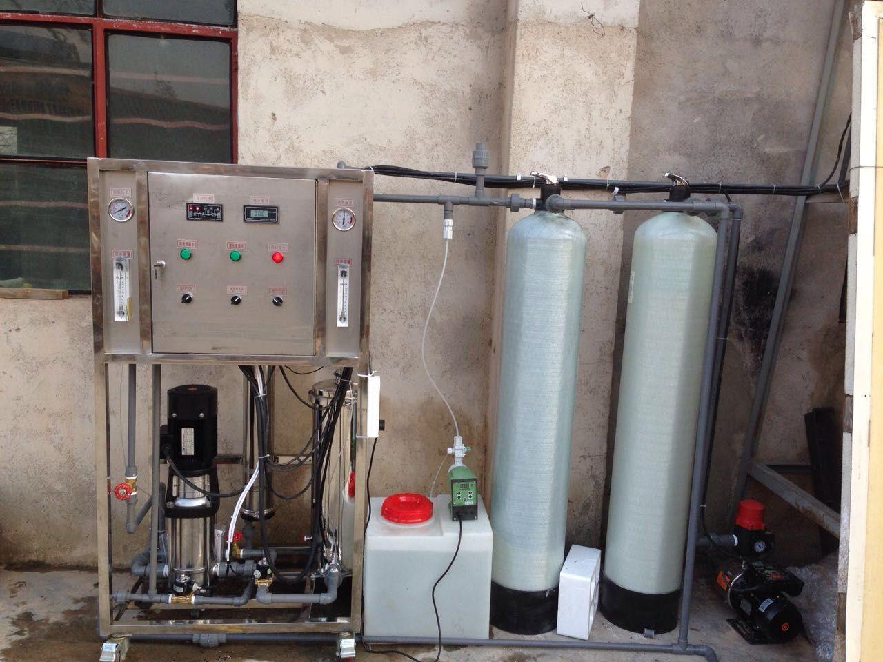 文山种鸡养殖净水处理设备