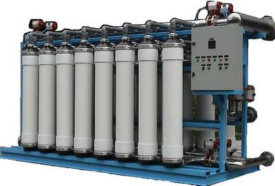 20T/H超滤矿泉水设备