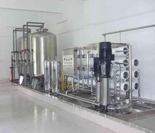 10T/H反渗透纯净水设备