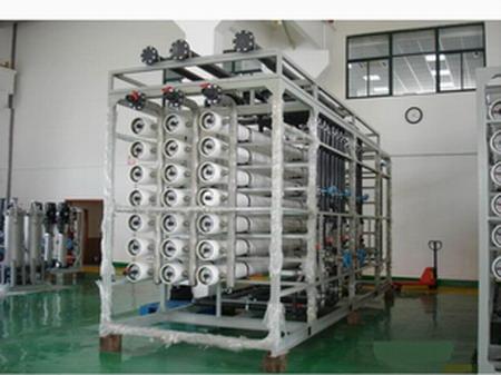 100T/H反渗透纯净水设备