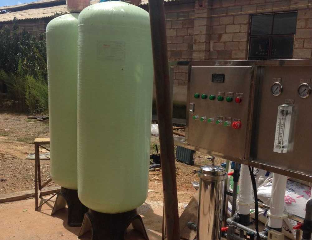 宝丰7万只蛋鸡用水设备