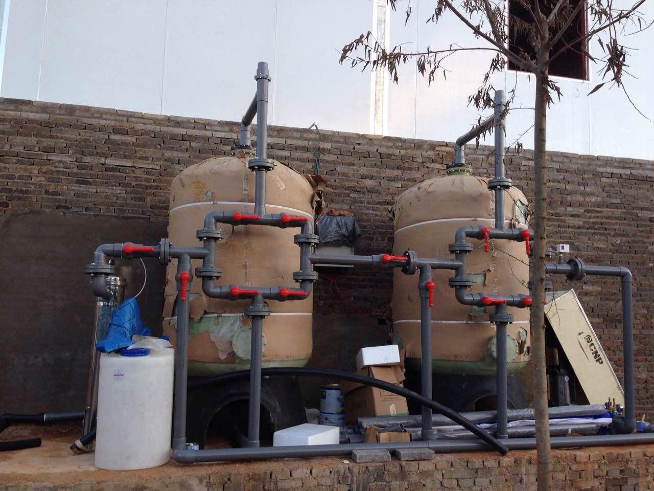 文山50万只蛋鸡用水设备