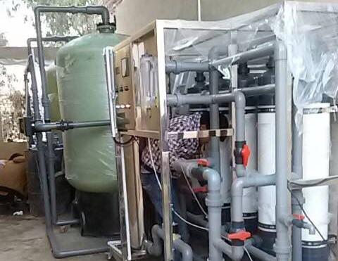 26万只蛋鸡饮用纯净水设备
