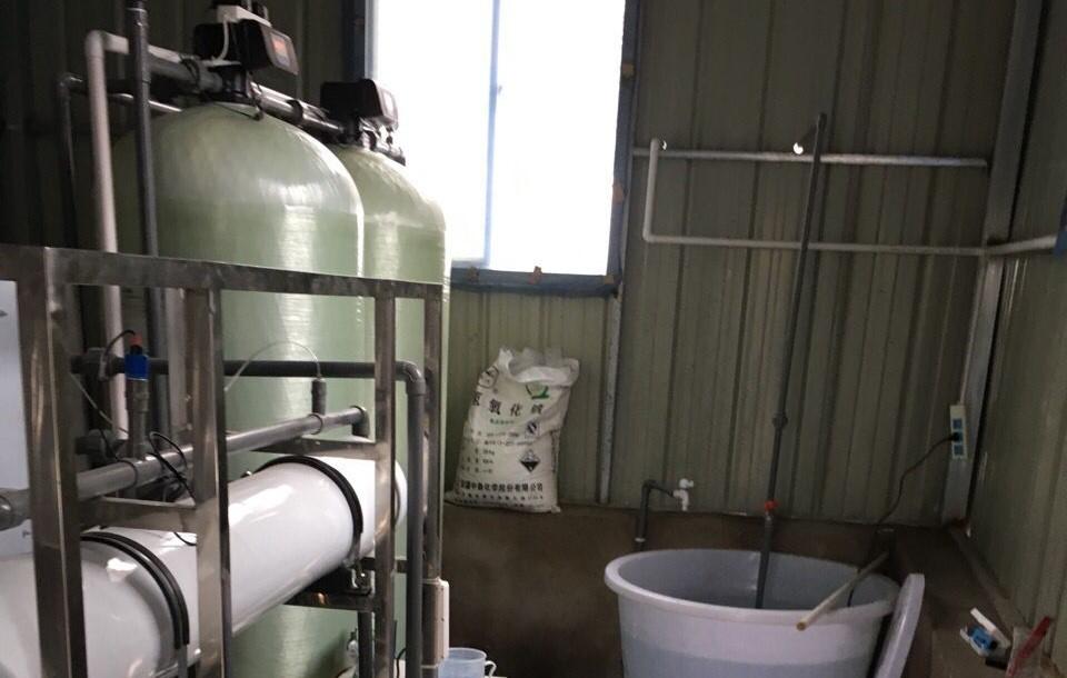 博斯奥饲料厂用水设备