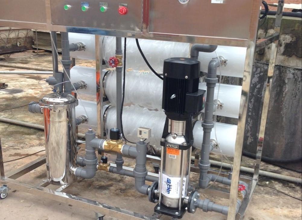 杨林蛋鸡用的净水设备