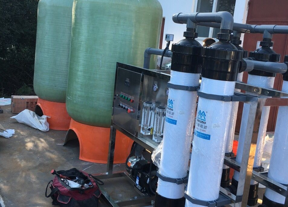 玉溪种鸡厂用水设备