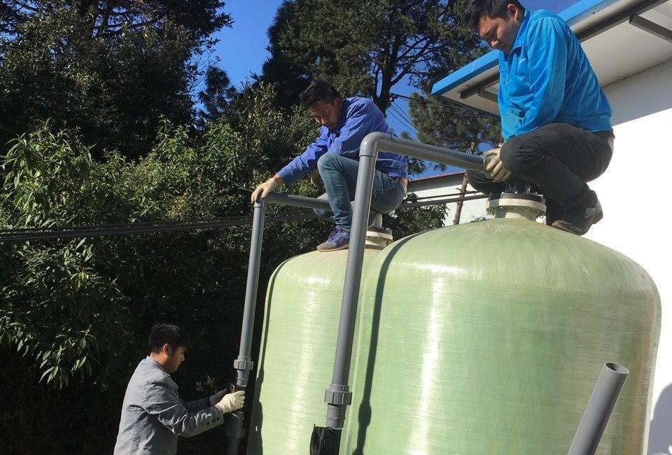 玉溪种鸡水处理设备
