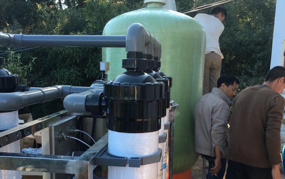 玉溪种鸡用的水处理设备