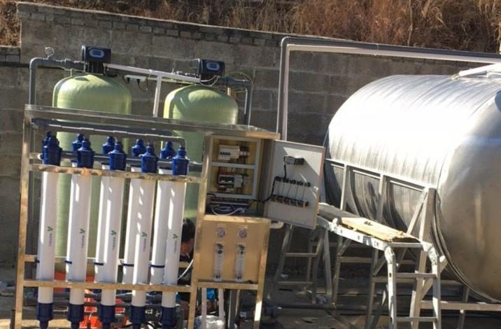 正大1500头养猪厂用水设备