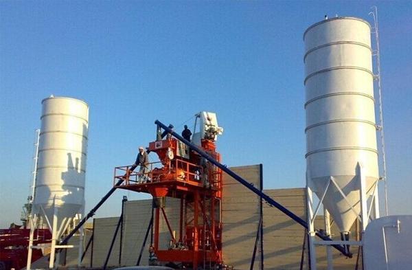 云南混凝土攪拌站產生的固體廢料可以這樣解決
